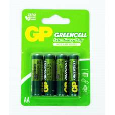Батарейка Greencell  R6 (4 шт.)