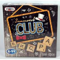 "Игра ""Знавцiв CLUB""   STRATEG"
