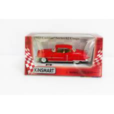 "KINSMART Мет. машина ""Cadillac Series 62 Coupe"""