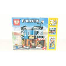 "Конструктор ""BUILERDS"" в коробке LEPIN"